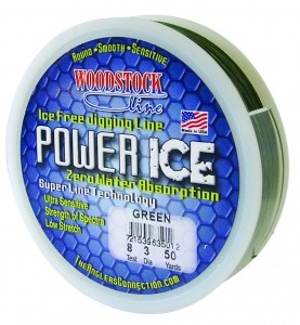 PowerCast Ice Fishing Line