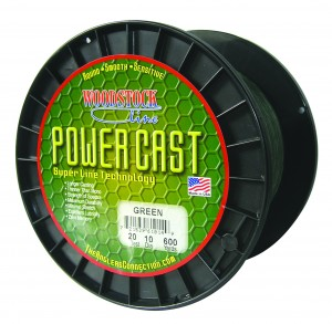 PowerCast Fishing Line