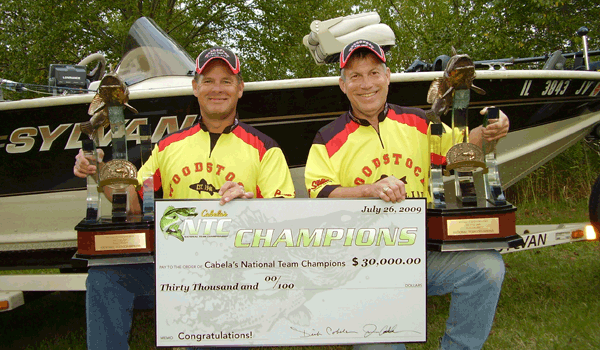 Power Strike Helps Win National Walleye Championship
